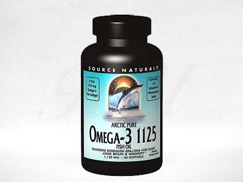 アークティクピュア・オメガ3フィッシュオイル(Omega3)