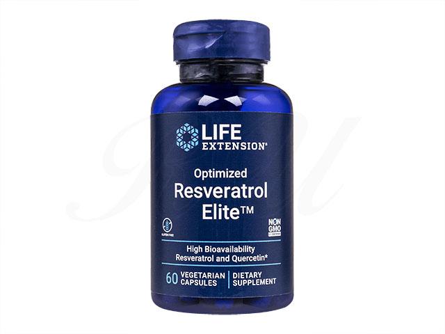 オプチマイズド・レスベラトロール(Optimized Resveratrol)250mg