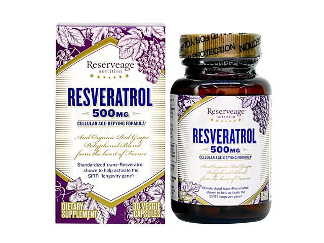 レスベラトロール(Resveratorol)500mg
