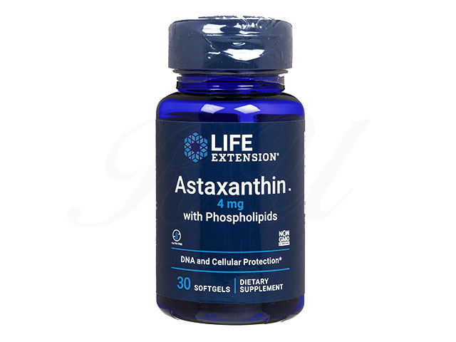 (LE)アスタキサンチンwithリン脂質(Astaxanthin4mg with Phospholipids)
