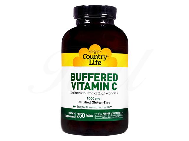 バッファードビタミンC1000mg(Buffered Vitamin C)