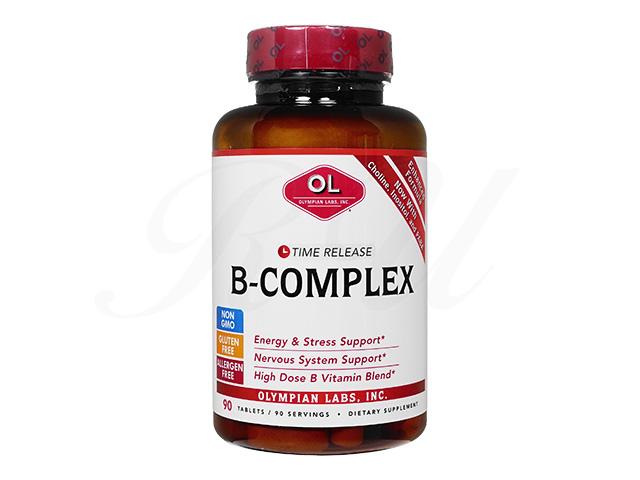 B-コンプレックス[オリンピアンラボ社製]